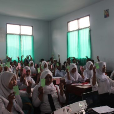 GPAN REGIONAL JEMBER GOES TO SCHOOL (GGS)