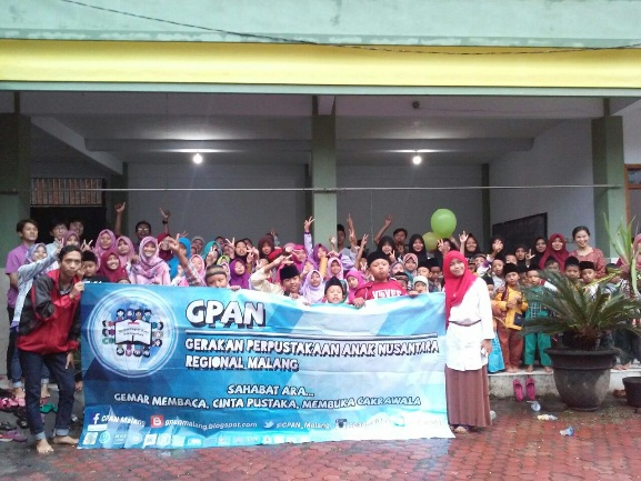 ISTANBUK: Program Kerja Pamungkas, GPAN Regional Malang Angkatan 2015-2016