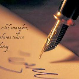 Menulis: Mengabadikan Ide, Melawan Ego Sang Idealis