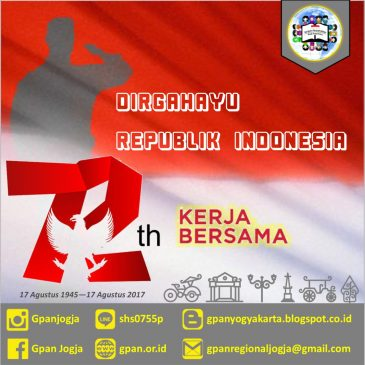 DRGAHAYU REPUBLIK INDONESIA KE-72