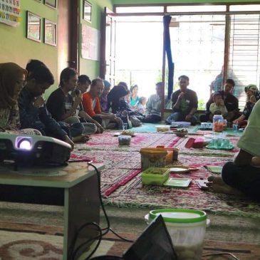Silaturahim Idul Fitri Komunitas GPAN Malang dengan Ruang Belajar Aqil (RBA)