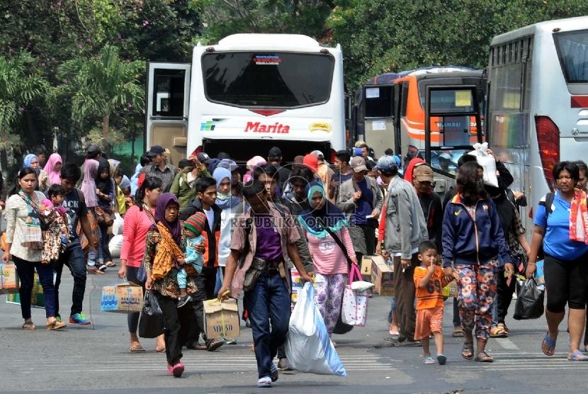 Tradisi Mudik dan Pembangunan Infrastruktur di Indonesia