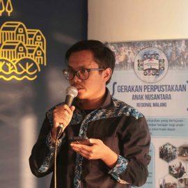 Ketua Regional Malang tahun 2018-2019 @GPANMalang/Fahmi Nur