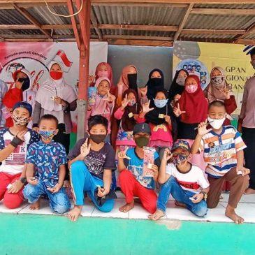 Intip Keberhasilan GPAN Serang Sulap Gardu Pos Ronda Jadi Taman Baca Masyarakat