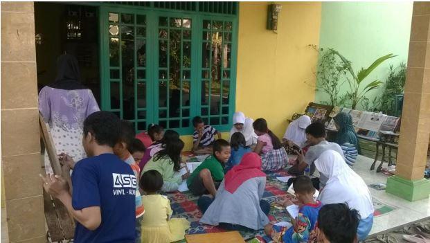 Pemuda: Katalisator Pendidikan Masa Kini di Kampung Sendiri
