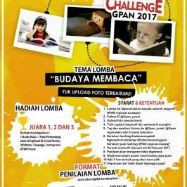 """Photo Challenge dalam menyambut """"Hari Ulang Tahun GPAN yang Ke-2"""""""