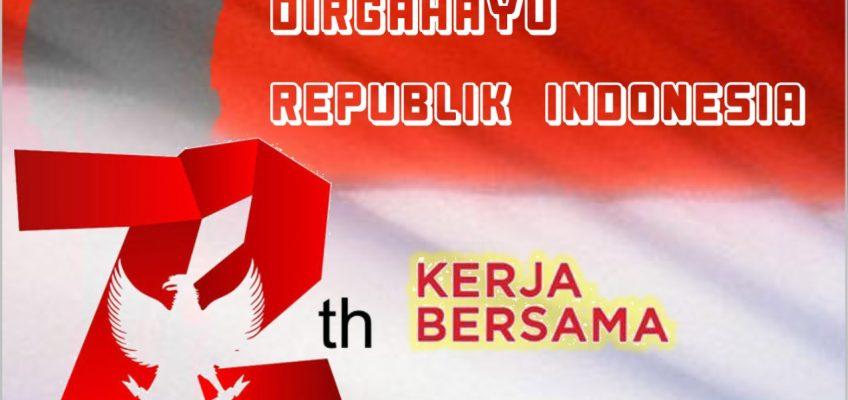 DRGAHAYU REPUBLIK INDONESIA KE-72