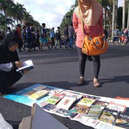 Galeri Baca CFD: Upaya Menjembatani Masyarakat terhadap Literasi