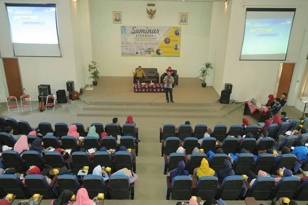 Seminar Literasi GPAN Regional Malang 2018