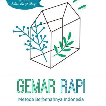 [Review Buku] Gemar Rapi: Metode Berbenahnya Indonesia