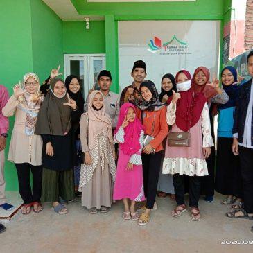 Program Kerja Goes to TBM Mengantarkan GPAN Pekalongan Menuju Keberuntungan