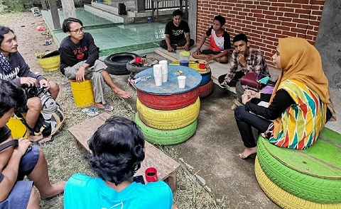Taman Baca Mahanani, Sebuah Jawaban atas Kekosongan