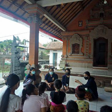 Kenal Budaya Bali lewat Donasi Buku